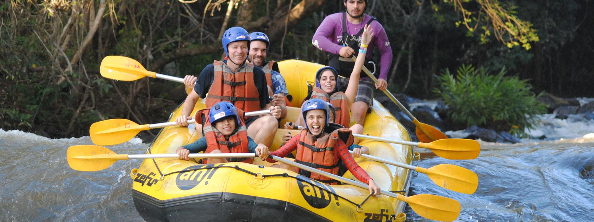 rafting em brotas sp