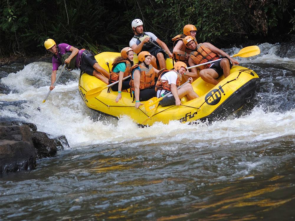 brotas rafting