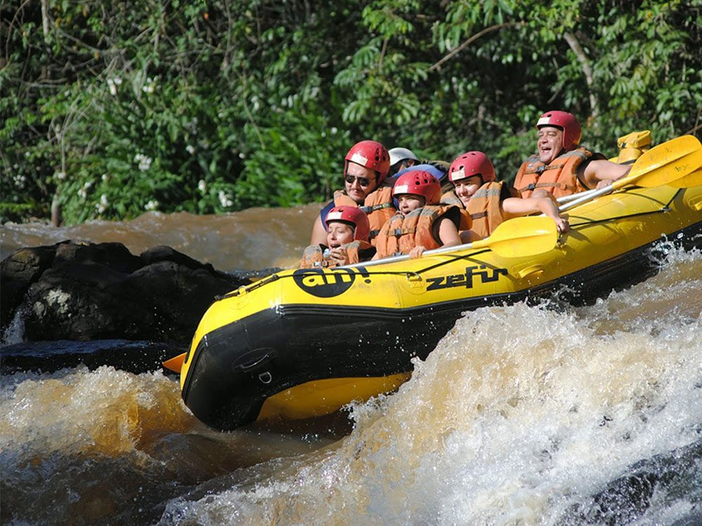 rafting brotas sp